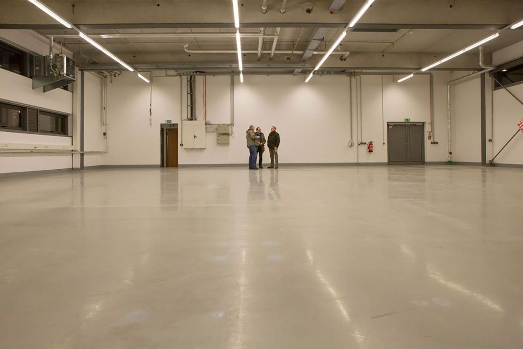 neue Mehrzweckhalle